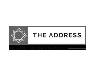 the-address-logo